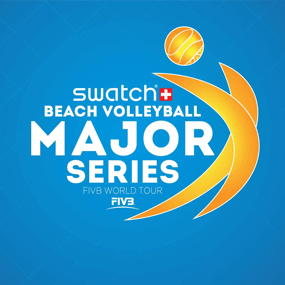 Swatch Volleyball Logo